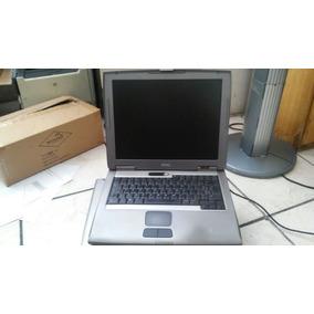 Notebook Dell Latitude 505 (1gb De Ram 40 Gb De Hd)