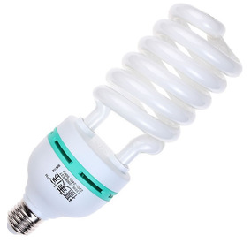 Lâmpada Eletrônica Fluor 110 X 135w - 5500k Softbox Difusor