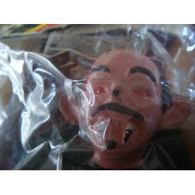 Figura Bootleg Vintage Carlos Salinas (el Chupa-cabras)
