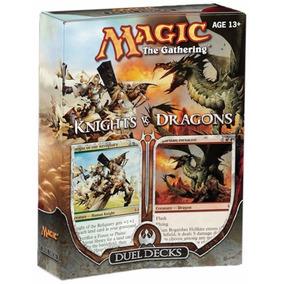 Duel Decks: Knights Vs. Dragons - Lacrado - Raridade Magic