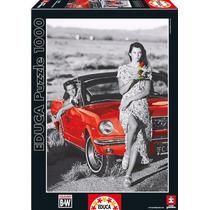 Rompecabezas Puzzle Educa 1000 Piezas Country Romance 16360
