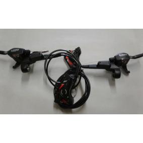 Freio Hidraulico Shimano Deore Dual Control 9v