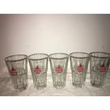 Set De 5 Vasos De Ron Havana Club