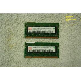 256mb Pc2-5300 Ddr2 Memoria Laptop 2x256