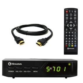 Conversor Digital E Multimidia Full Hd O Melhor Do Mercado !
