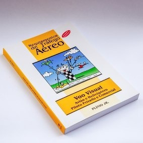 Livro Regulamentos De Tráfego Aéreo - Vfr. Frete Grátis!