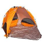 Carpa Playera Foco Easy Tent 242x152x137 Cm Aluminizada