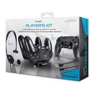 Dreamgear Ps4 Kit 6 Accesorios