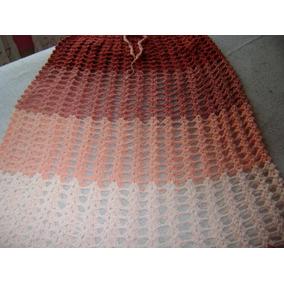 Pollera Tejida Al Crochet