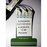 Cable Flat Lvds Para Televisores Lg P/n: Ead62296502