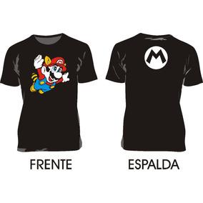 Mario Bros. Remera/