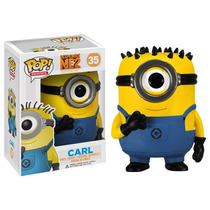 Funko Pop Carl Mi Villano Favorito 2 N°35
