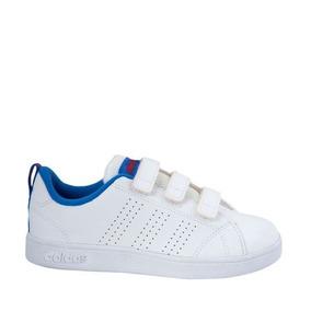 Tenis Casual adidas Vs Adv Cl Cmf C 0702 Id-177007 (niño)