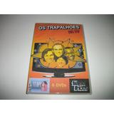 Box - Coleção Os Trapalhões Na Tv - 6 Dvds