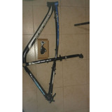 Cuadro Aluminio Para Bicicletas Aro 29 Tensor,llantas