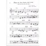 Partituras Simples Para Órgano, Piano,teclados Envío Gratis.
