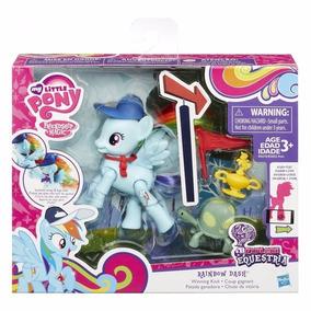 My Little Pony Figuras Con Accesorios Varios Modelos
