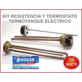 Resistencia Y Termostato Termotanque Electrico 1500w