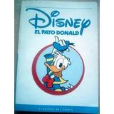 Pato Donald, Colección Clásicos Del Comic, Editorial Panini.