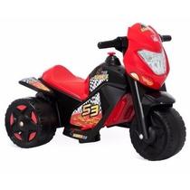 Moto Elétrica Infantil Ban 6v Bandeirantes Frete Grátis