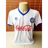 Réplica Camisa Bahia Ec - Campeão Bras. 1988 - Tam. M - Bobô