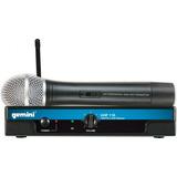 Microfono Inalambrico Gemini Uhf 116m