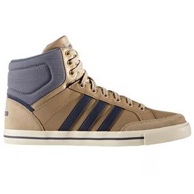 zapatillas marrones adidas hombre