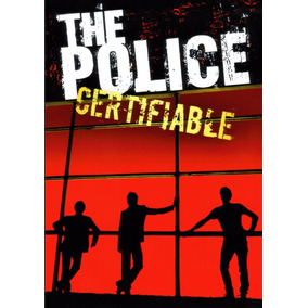 The Police - Certifiable - Live In Buenos Aires -dvd