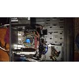 Pc Gamer 1050ti 4gb Ram 16gb Ddr4 2400mhz Ssd 240gb