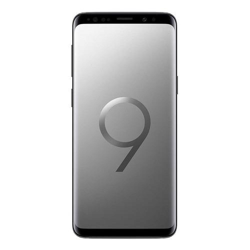 Samsung Galaxy S9 Dual SIM 128 GB Cinza-titânio 4 GB RAM