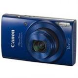 Cámara Digital Canon Powershot Elph 190 Is - Azul, 20, 1 Mp,