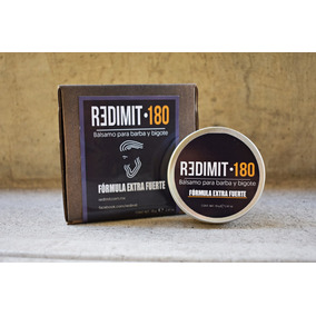 Bálsamo Para Barba Y Bigote 100% Natural Redimit
