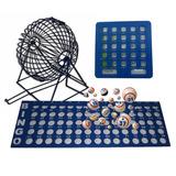 Profesional Bingo Para Negocio 20 Tablas Plasticas