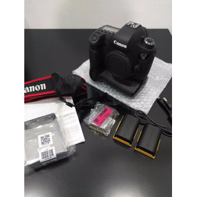 Canon 6d + Grip Vello + 3 Baterias Camara Fotos Profesional