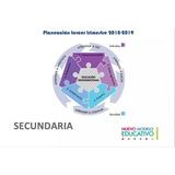 Planeación Secundaria Trimestre 2 [tutoria Y Socioemocional]