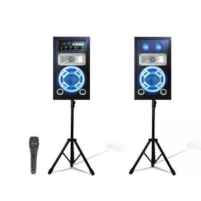 Kit De Sonido Profesional technical Pro Stagepack5