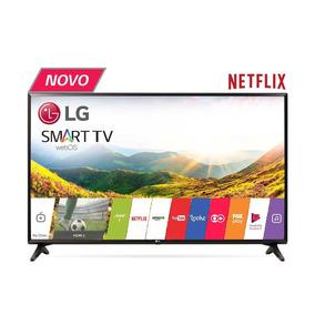 Smart Tv Led 43 Pol Full Hd Lg Lj5550 Com Wi-fi E Webos 3.5