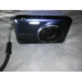 Câmera Fotográfica Samsung Lens Hd 16 Mega Pixels