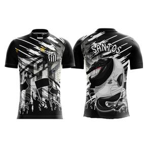 Agasalho Torcida Jovem Santos - Camisetas e Blusas no Mercado Livre ... e77a4e6ca0e27