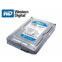 Disco Duro 500gb Sata 3.5 Western Digital Pc De Escritorio