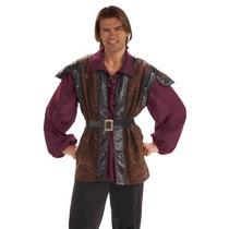 Disfraz Niño Foro Traje Medieval Deluxe Mercenario