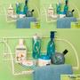 3 Organizador Prateleira Porta Papel Higiênico Shampo Toalha