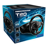 Volante Ps3 Ps4 - Thrustmaster - T80 Racing Wheel