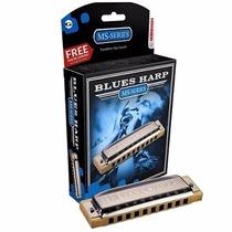 Hohner Armonica Blues Harp Tono Sol