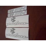 Kit Calcomanias Emblemas Moto Pulsar 180 Dts-i