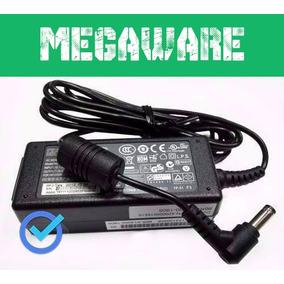 Fonte Carregador Original Para Notebook Megaware 19v 3.42a