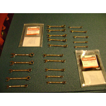 Juego De 20 Llaves Craftsman Estandar Y Milimetricas Pequeñ