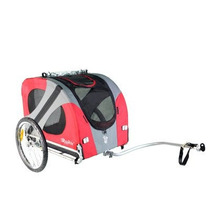 Doggyride Original Perro Moto Trailer, Red Urbana
