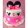Tortas Infantiles De La Minie Mouse