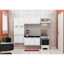 Cozinha Compacta Itatiaia Daniele Com 3 Pecas Branco